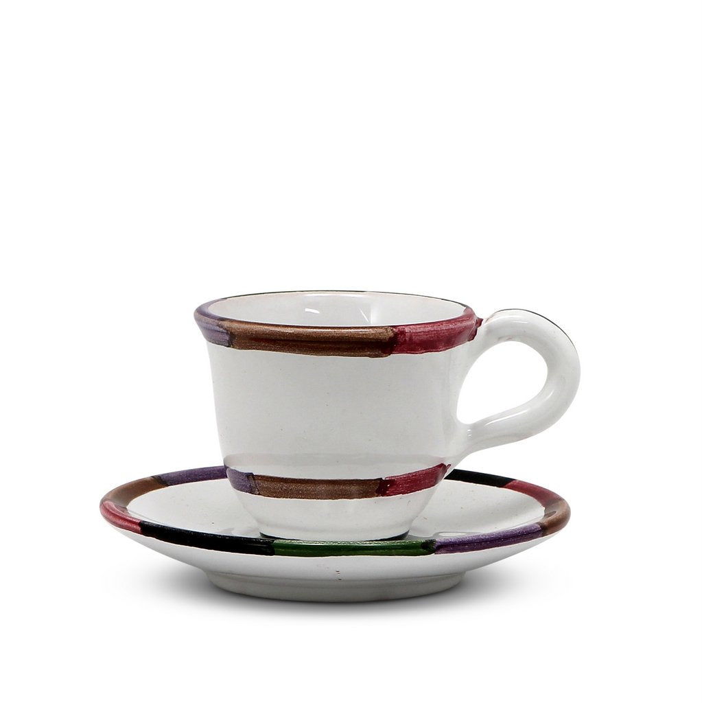 CIRCO: Espresso cup and Saucer