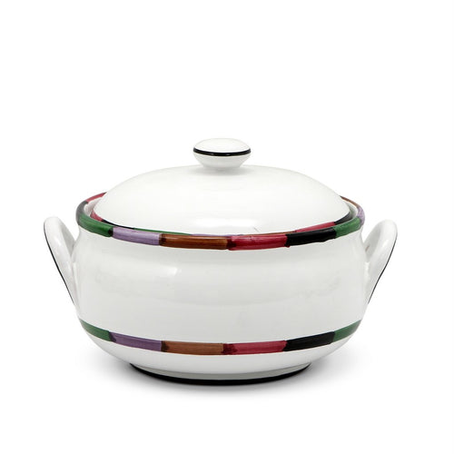 CIRCO: Round Tureen with Handles