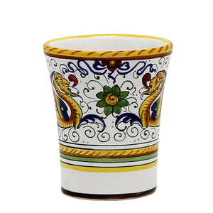 RAFFAELLESCO DELUXE: Flared Drinking Cup Mug (12 Oz)