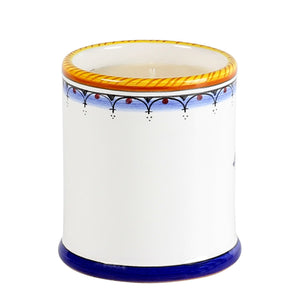 RICCO DERUTA LITE: Jar Cup Candle with lid