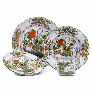 FAENZA GAROFANO: 4 Pieces Place Setting