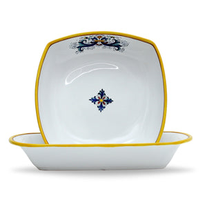 RICCO DERUTA LITE: Serving Square and Rectangular Bowl Bundle