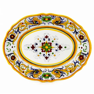 RAFFAELLESCO: Serving Oval Platter