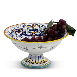 RICCO DERUTA: Footed Bowl
