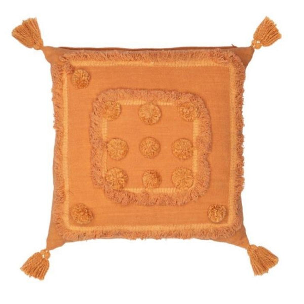 TULARE CUSHION - Terracotta