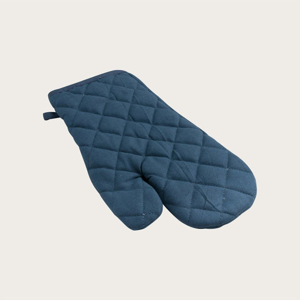 2 x Theodore Oven Mitt in Navy Blue