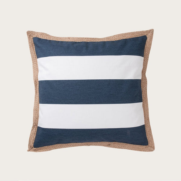 Terem Cushion Cover in Dark Blue