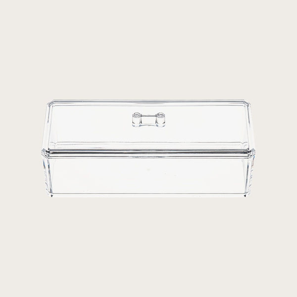 Mariah Clear Cosmetic Holder