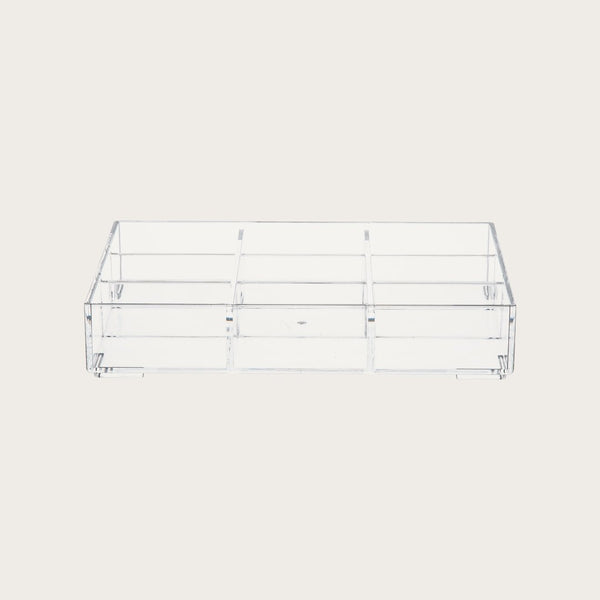 Cher Clear Accessory Organiser