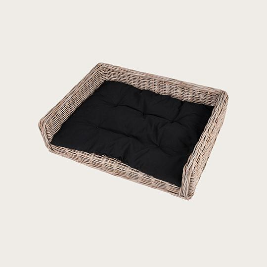 Izzi Medium Woven Dog Basket