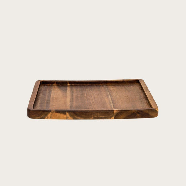 Nailah Acacia Wood Tray