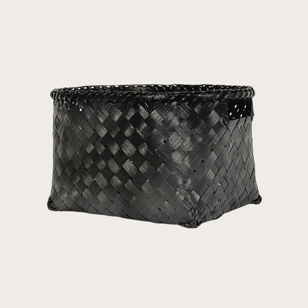 Orisi Small Basket in Black