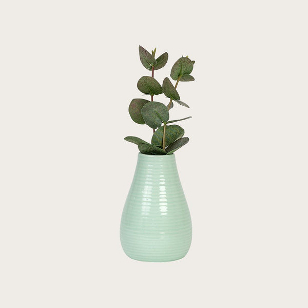 Gabo Vase in Mint