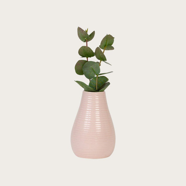 Gabo Vase in Dusty Pink