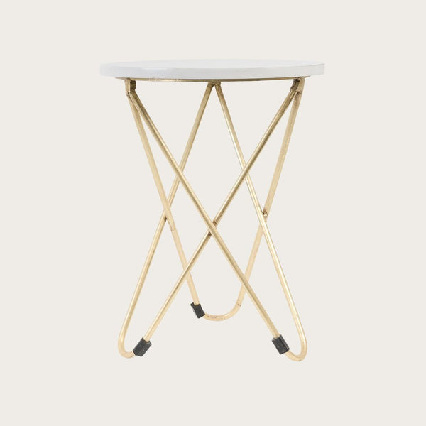 Wentz Hairpin Leg Side Table