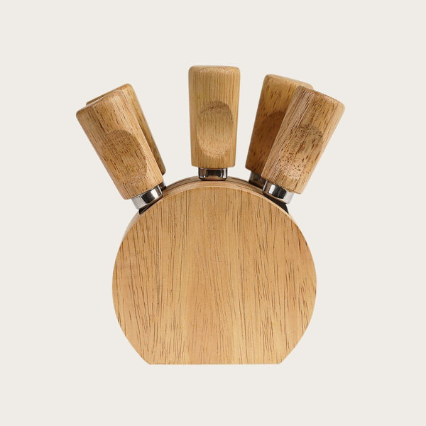Dylan 6 Piece Cheese Knife Set