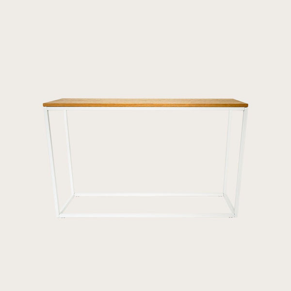 Harden Console Table in White