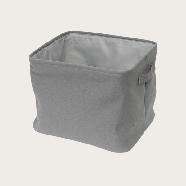 Marc Fabric Storage Basket in Grey