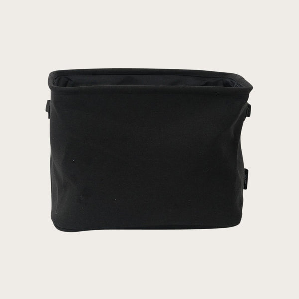 Marc Fabric Storage Basket in Black