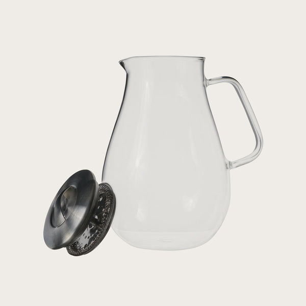 Betty 1.9L Glass Pitcher