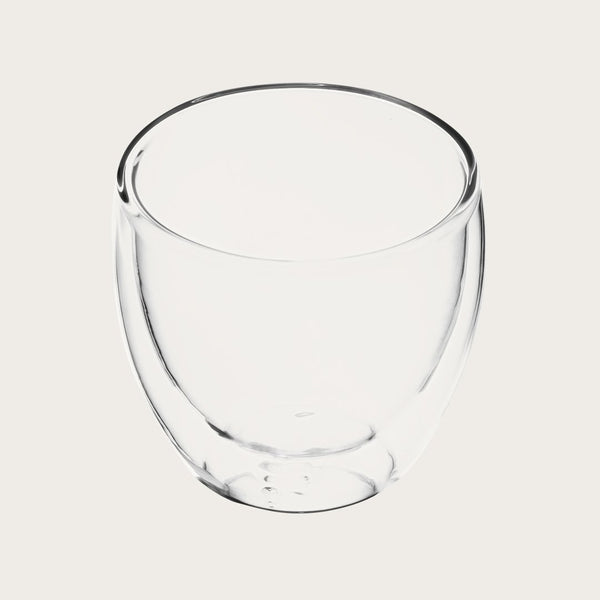 Don Small Double Wall Glass Tumbler