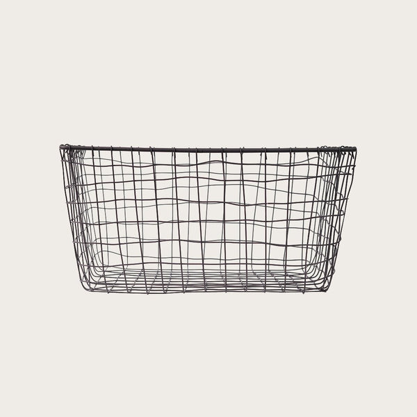 Khepri Medium Wire Basket