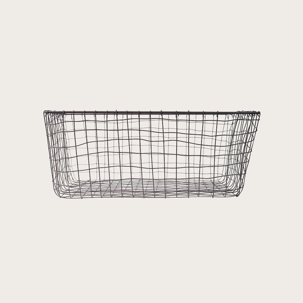 Khepri Large Wire Basket
