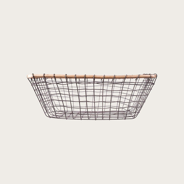 Domenico Large Wire Basket