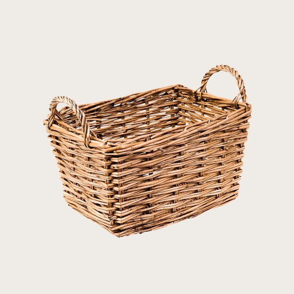 Matteo Medium Willow Basket