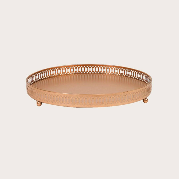 Moritz Tray in Copper