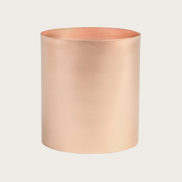 Set of 2 Klee Plant Pots in Copper