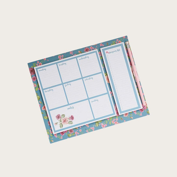 Sanus Meal Planner in Spring Day