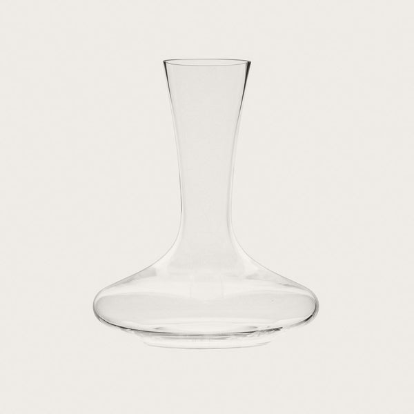 Sergio 1.5l Glass Wine Decanter