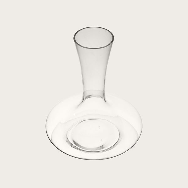 Sergio 2.4l Glass Wine Decanter