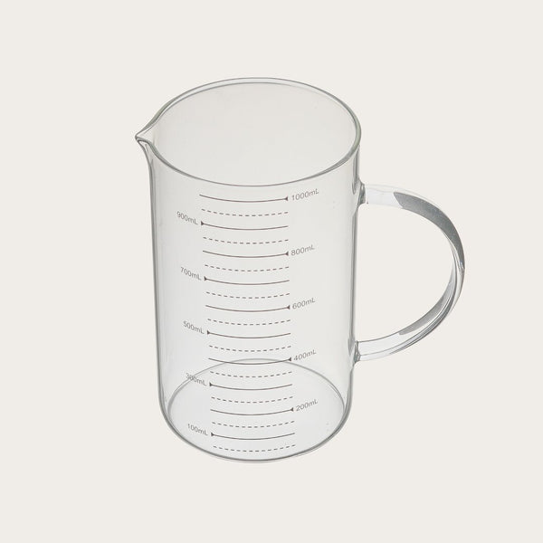 Thompson Glass Measuring Jug