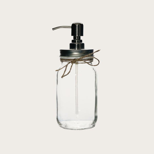 Alistair Large Soap Dispenser with Twine
