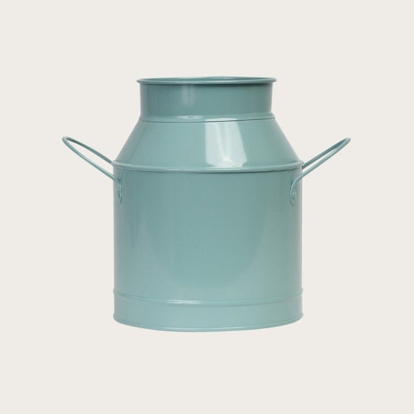Vaca Metal Jug in Sage Green