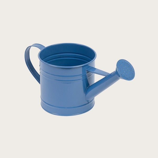 Daphne Round Watering Can in Deep Blue