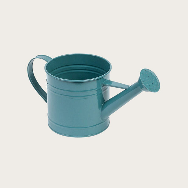 Daphne Round Watering Can in Deep Green