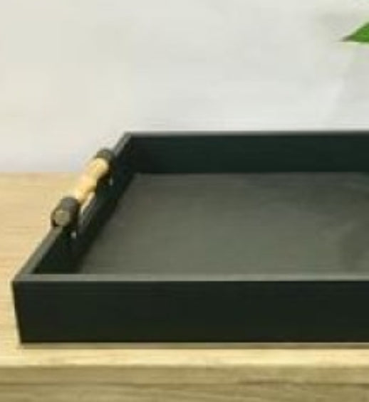 Gracie Tray in Black