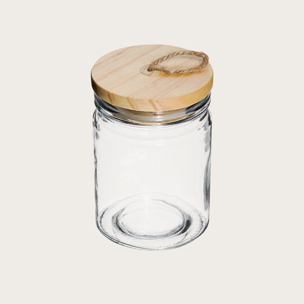 Kelton Small Glass Storage Jar