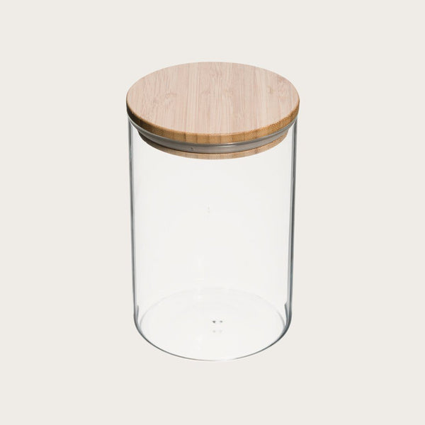 Lamont Medium Glass Storage Jar
