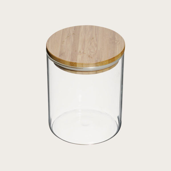 Hilda Small Glass Storage Jar