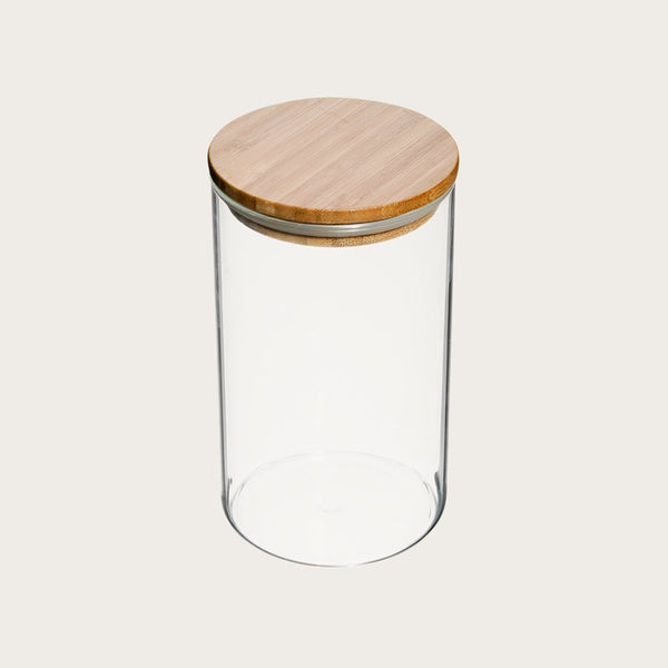 Hilda Medium Glass Storage Jar