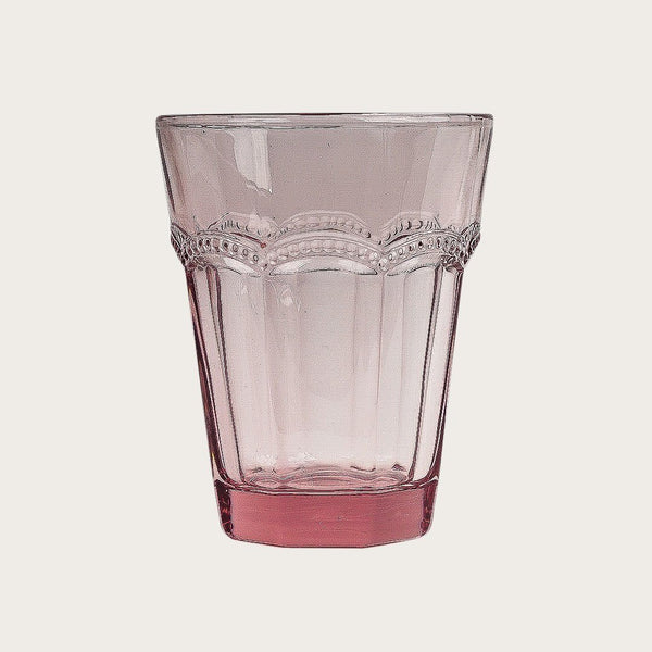 6 x Jeanson Detailed Tumbler in Pink