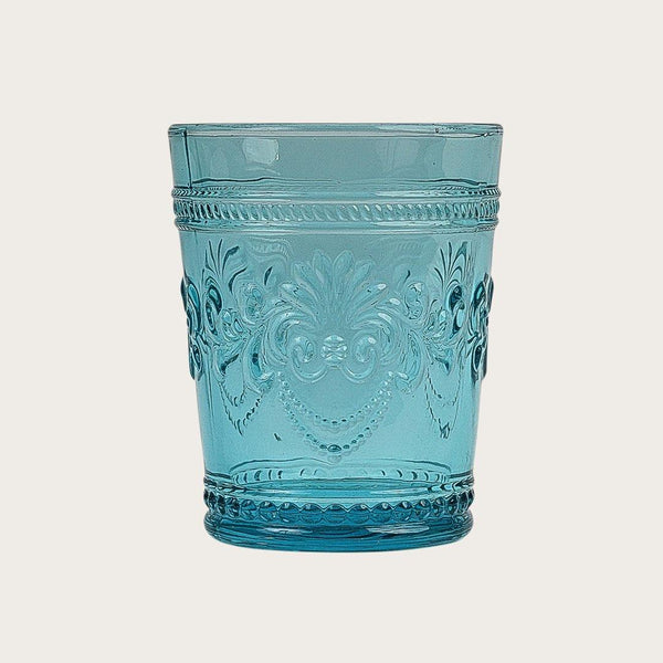 6 x Satine Vintage Tumbler in Blue