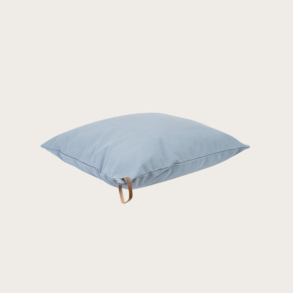 Potala Cushion Cover in Dusty Blue