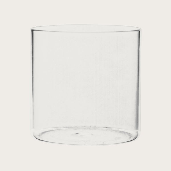 Marisol Small Glass Candle Holder