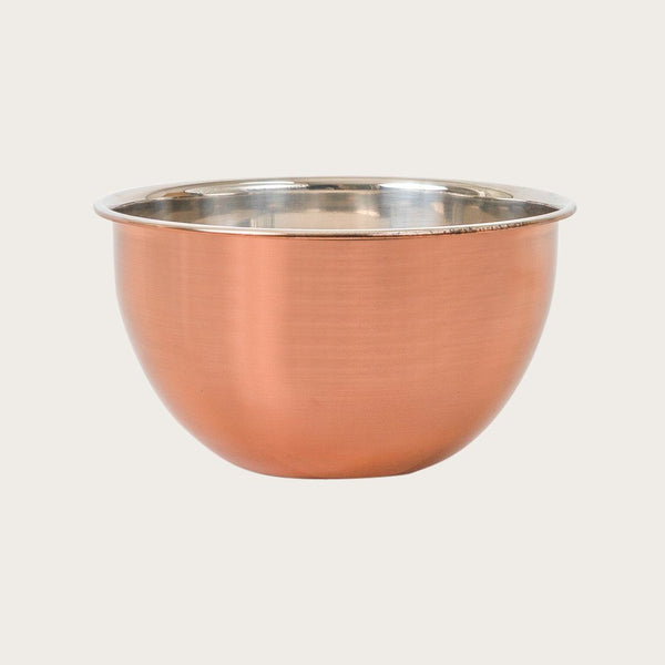 Charles 2 Litre Copper Mixing Bowl