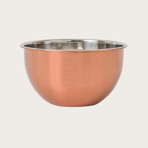 Charles 2 .5 Litre Copper Mixing Bowl